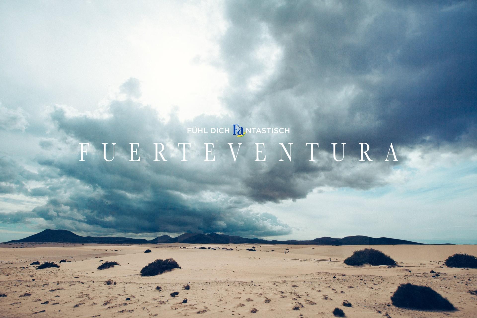 Fa Fuerteventura New Poster Frame - 001